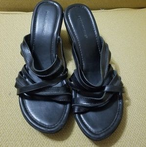 Prediction Stack Sandals Size 9.5